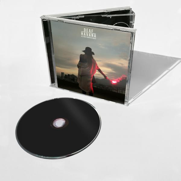 Buy Online Deaf Havana - All These Countless Nights
