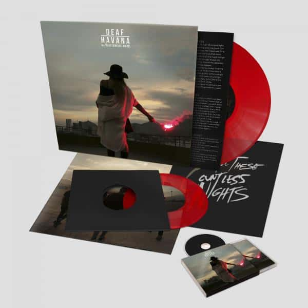 Buy Online Deaf Havana - All These Countless Nights Deluxe LP + Deluxe CD