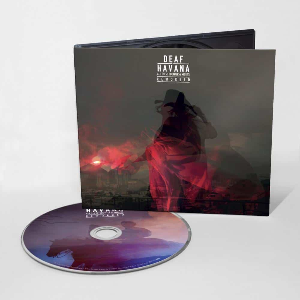 Buy Online Deaf Havana - All These Countless Nights - Reworked