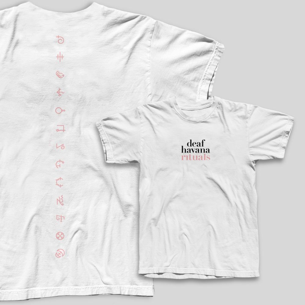 Buy Online Deaf Havana - Rituals T-Shirt