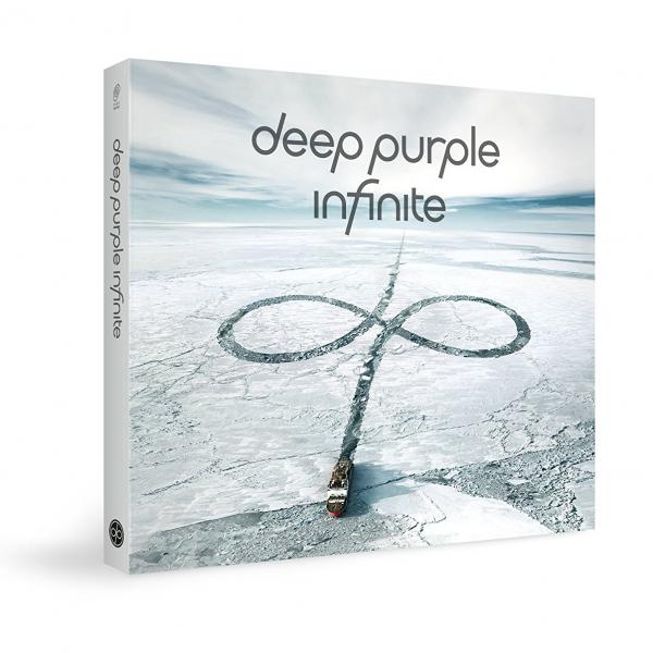 Buy Online Deep Purple - InFinite (Deluxe CD+DVD)