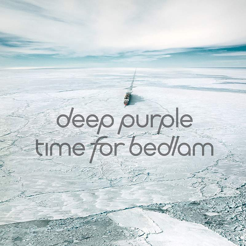 Buy Online Deep Purple - Time For Bedlam (10 Inch Vinyl)