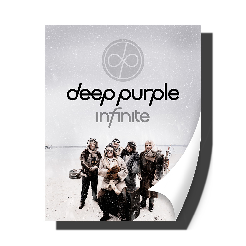 Buy Online Deep Purple - Band On The Beach A2 Poster