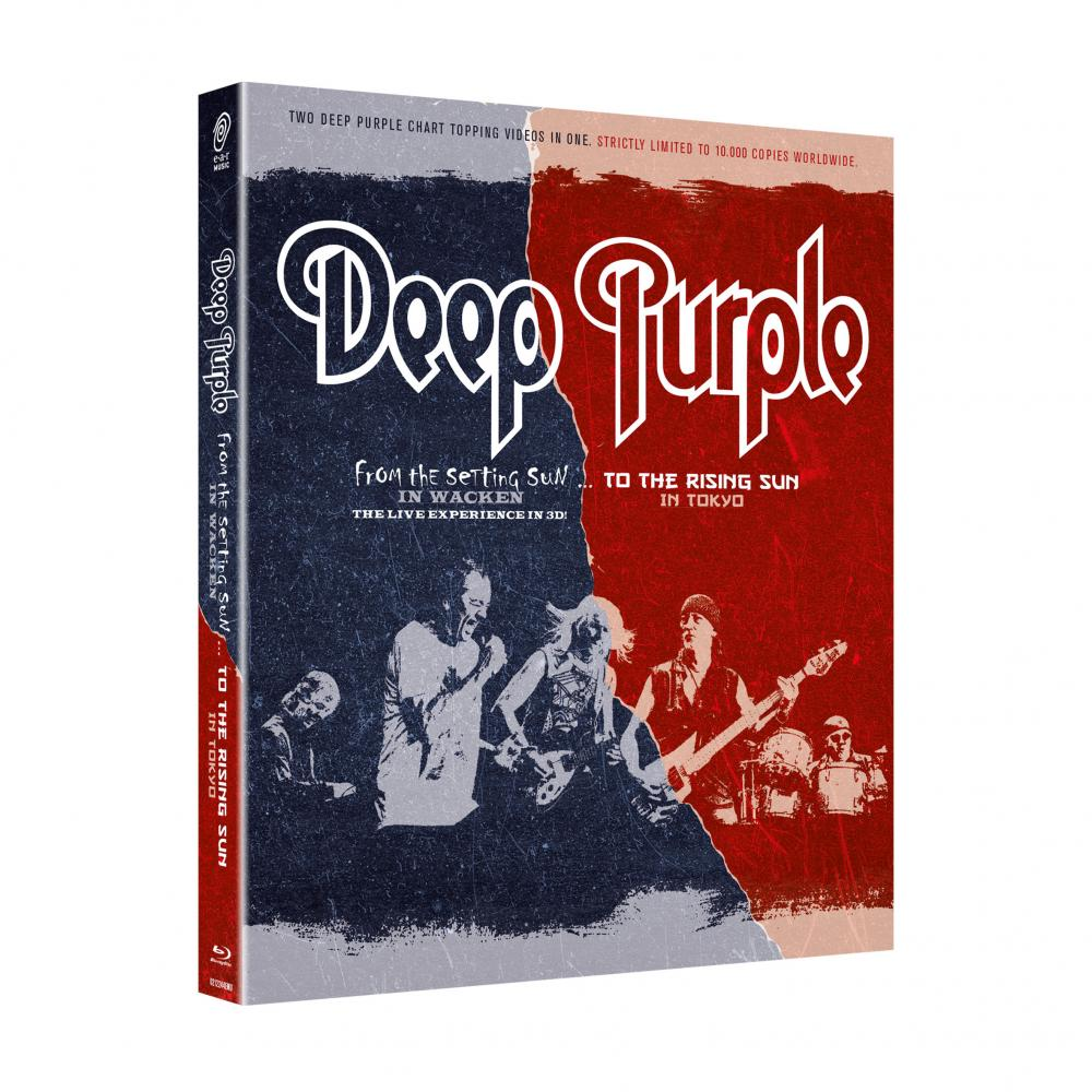 Buy Online Deep Purple - From The Setting Sun (In Wacken)... To The Rising Sun (In Tokyo)