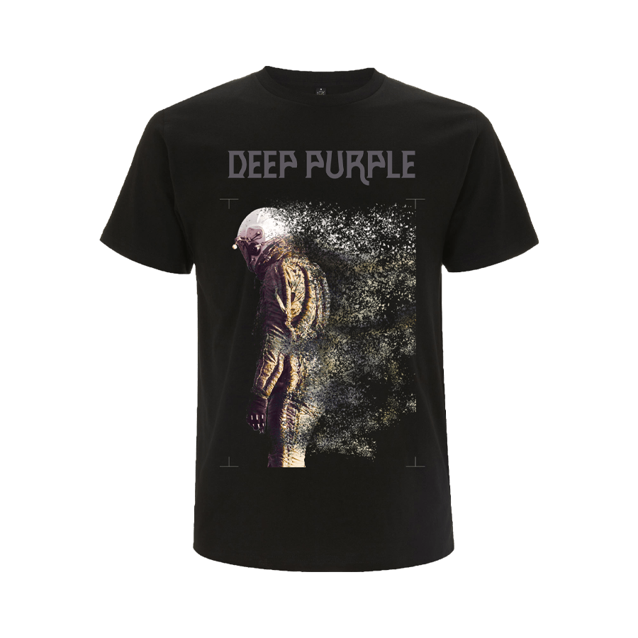Buy Online Deep Purple - Whoosh! Album T-Shirt