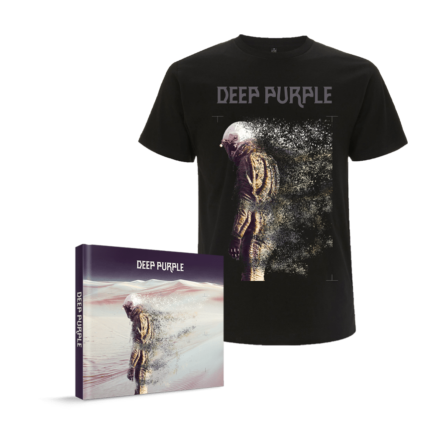 Buy Online Deep Purple - Whoosh! CD/DVD Mediabook + T-Shirt