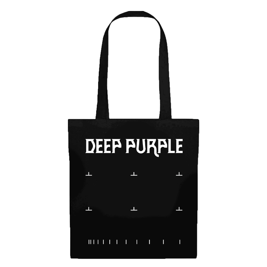 Buy Online Deep Purple - Whoosh! Layout 2 Tote Bag