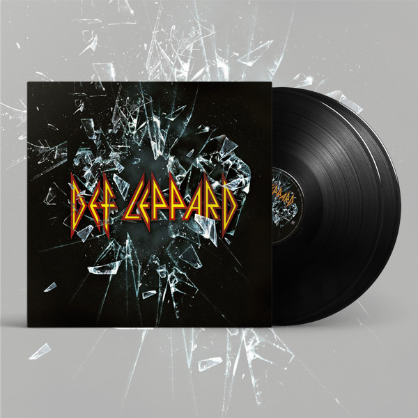 Buy Online Def Leppard - Def Leppard (Double Heavyweight LP)
