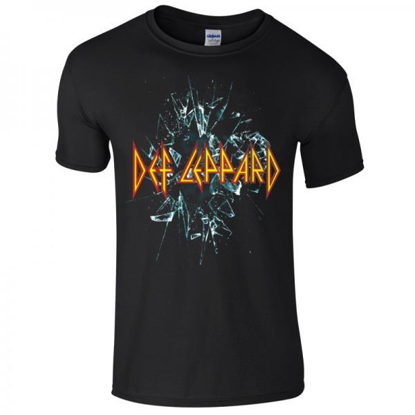 Buy Online Def Leppard - Def Leppard Album T-Shirt