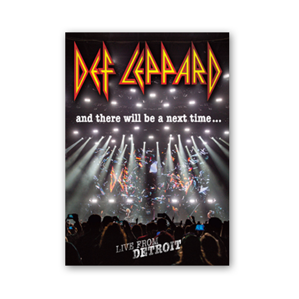 Buy Online Def Leppard - And There Will Be A Next Time... Live From Detroit DVD