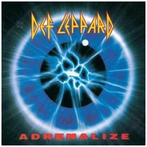 Buy Online Def Leppard - Adrenalize CD Album
