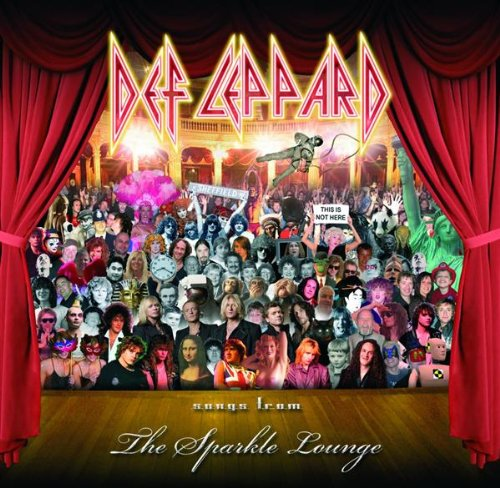 Buy Online Def Leppard - Songs From The Sparkle Lounge CD Album