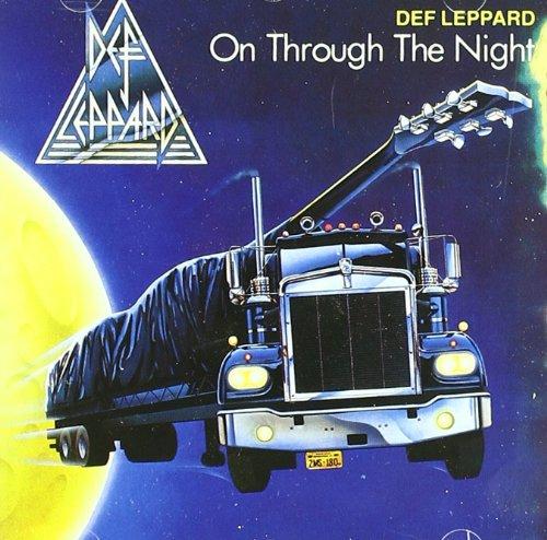 Buy Online Def Leppard - On Thru The Night CD Album