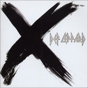 Buy Online Def Leppard - X CD Album