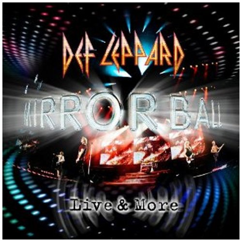 Buy Online Def Leppard - Mirror Ball - Live & More 3CD Album
