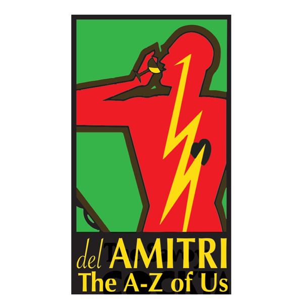 Buy Online Del Amitri - The A-Z Of Us 2014 Tour Lithograph Art Print  + Free Programme