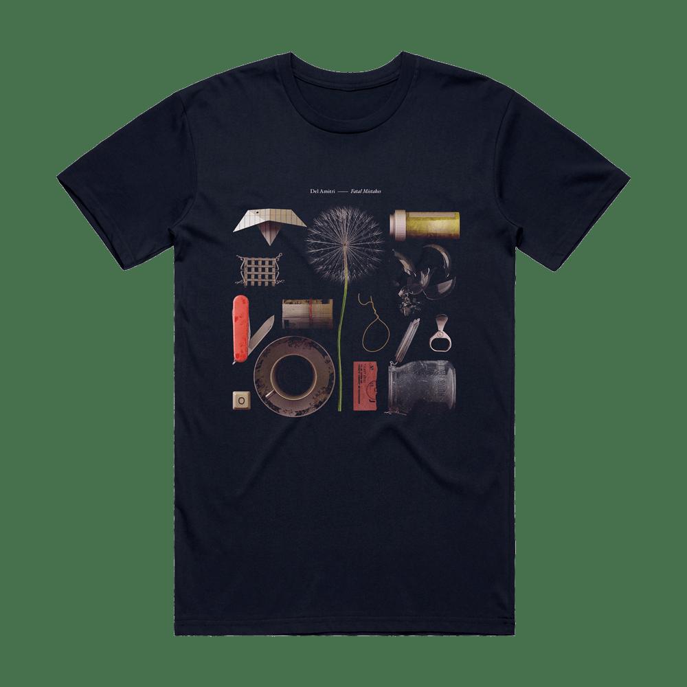 Buy Online Del Amitri - Cover Art T-shirt