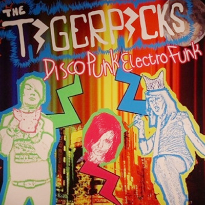 Buy Online The Tigerpicks - Disco Punk Electro Funk 12-Inch Single