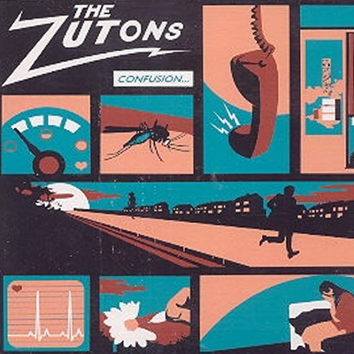 Buy Online The Zutons - Confusion CD Single