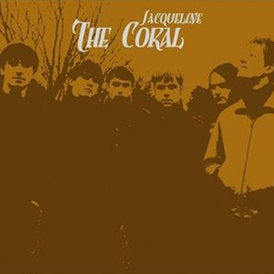 Buy Online The Coral - Jaqueline CD Single (With Video)