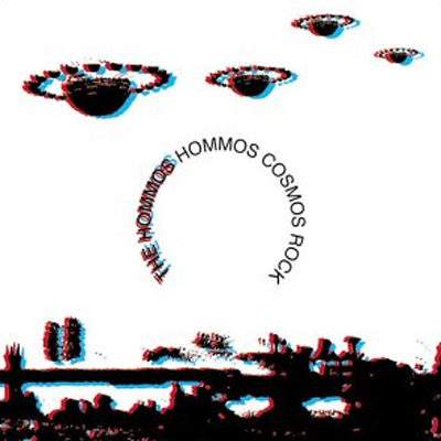 Buy Online The Hommos - Hommos Cosmic Rock CD Single