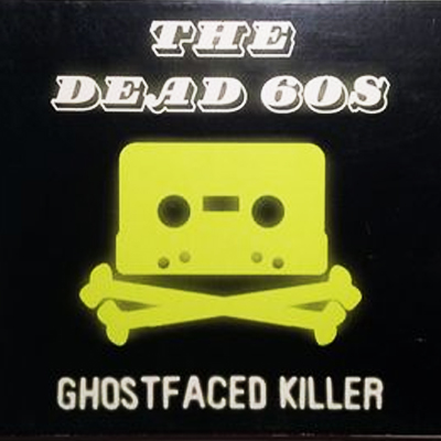 Buy Online The Dead 60s - Ghostfaced Killer CD Single (With Video)