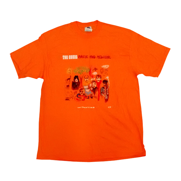 Buy Online The Coral - Magic & Medicine T-Shirt
