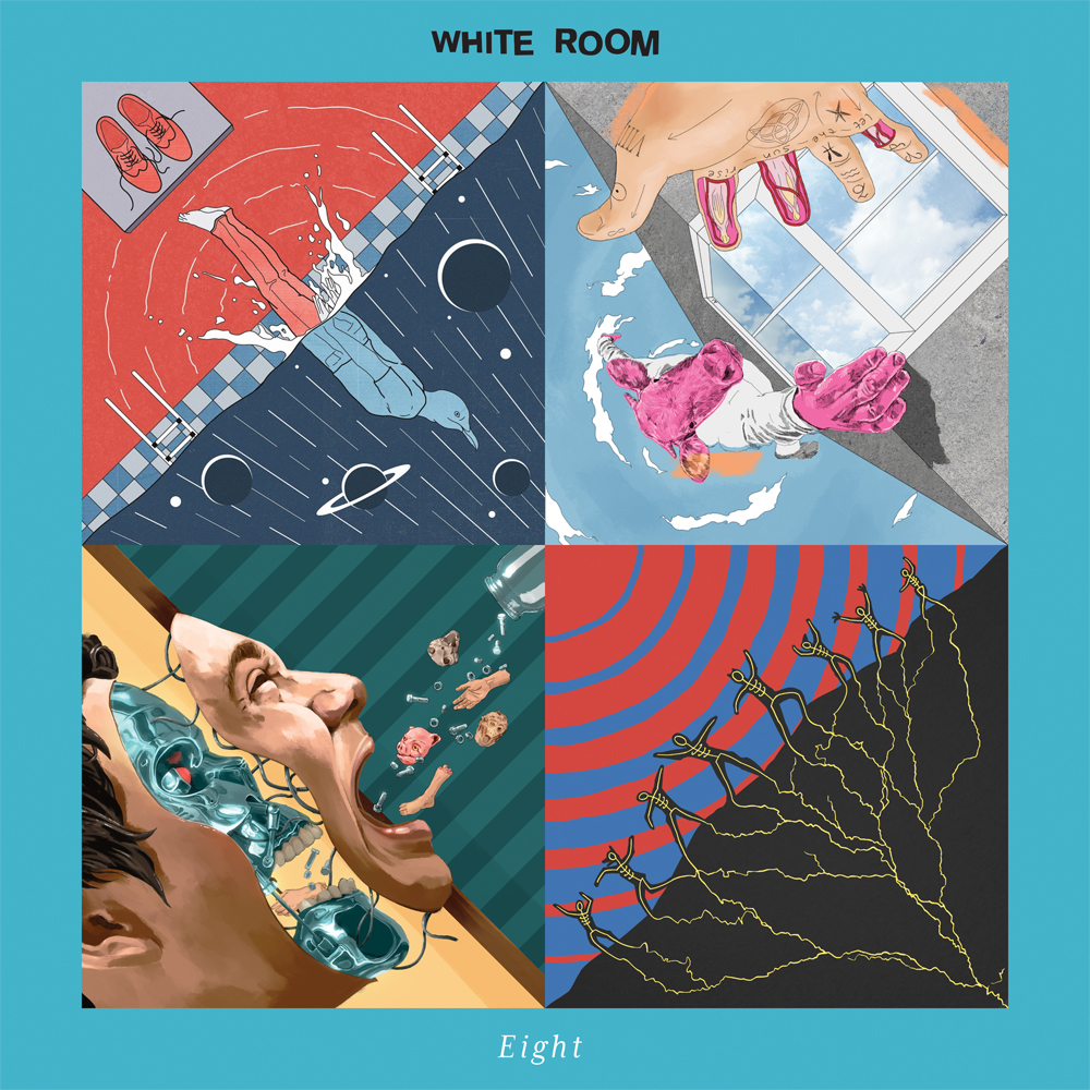 Buy Online White Room - Eight 12-Inch Vinyl EP