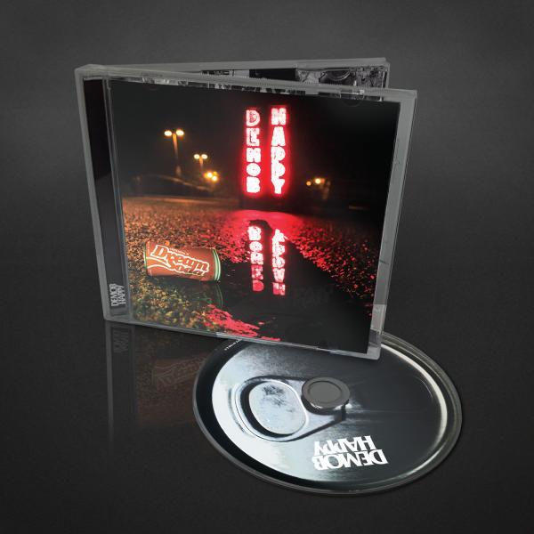 Dream Soda CD Album (Signed)