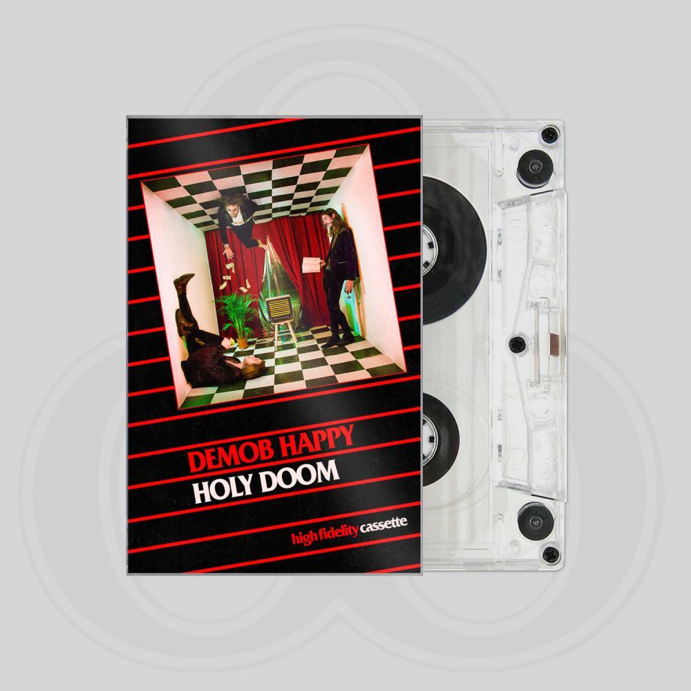 Buy Online Demob Happy - Holy Doom Cassette