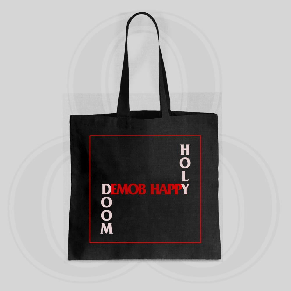 Buy Online Demob Happy - Holy Doom Tote Bag