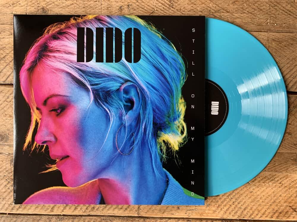 Buy Online Dido - Still On My Mind Blue Vinyl LP (Exclusive) + 12 x 12 Album Artwork Print (Signed)