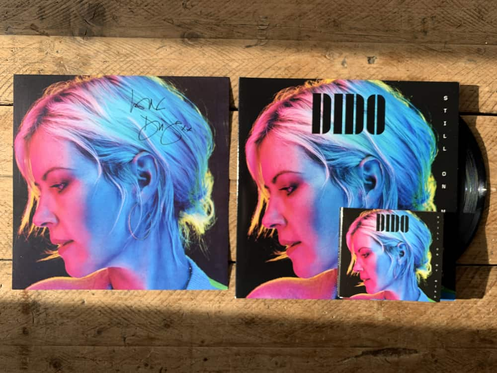 Buy Online Dido - Still On My Mind CD + Vinyl LP + 12 x 12 Artwork Print (Signed)