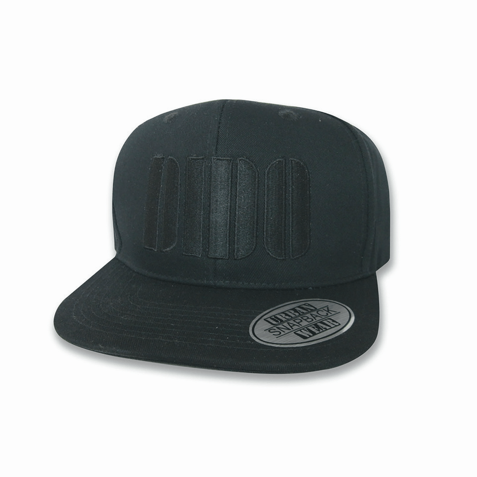 Buy Online Dido - Black Logo Cap