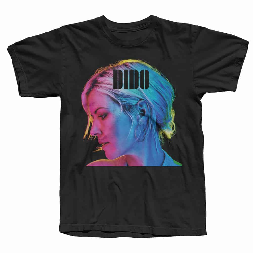 Buy Online Dido - European 2019 Tour T-Shirt