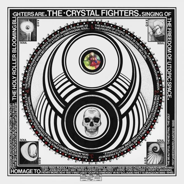 Buy Online Different Recordings - Crystal Fighters - Cave Rave (2LP)