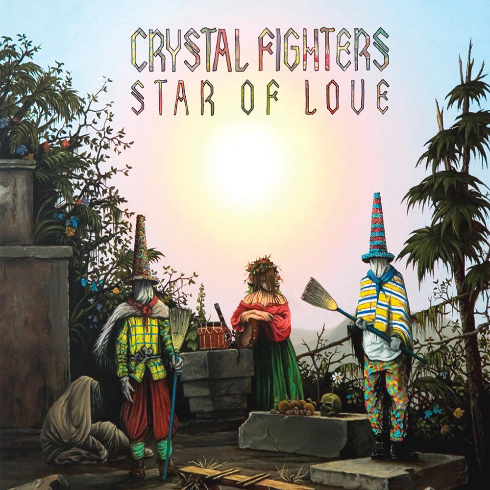 Buy Online Different Recordings - Crystal Fighters - Star Of Love (2LP)