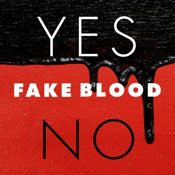 Buy Online Different Recordings - Fake Blood - Yes / No (12\