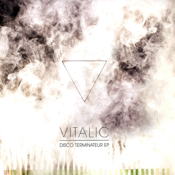 Buy Online Different Recordings - Vitalic - Disco Terminateur EP (12
