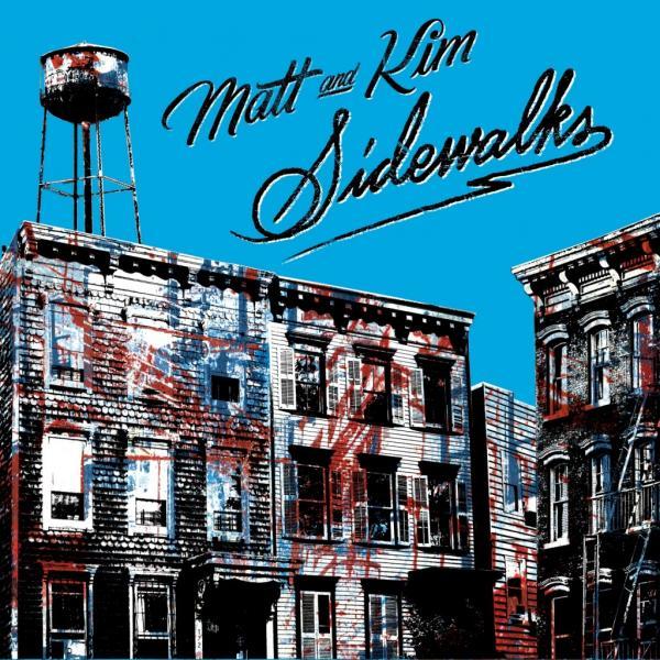 Buy Online Different Recordings - Matt & Kim - Sidewalks