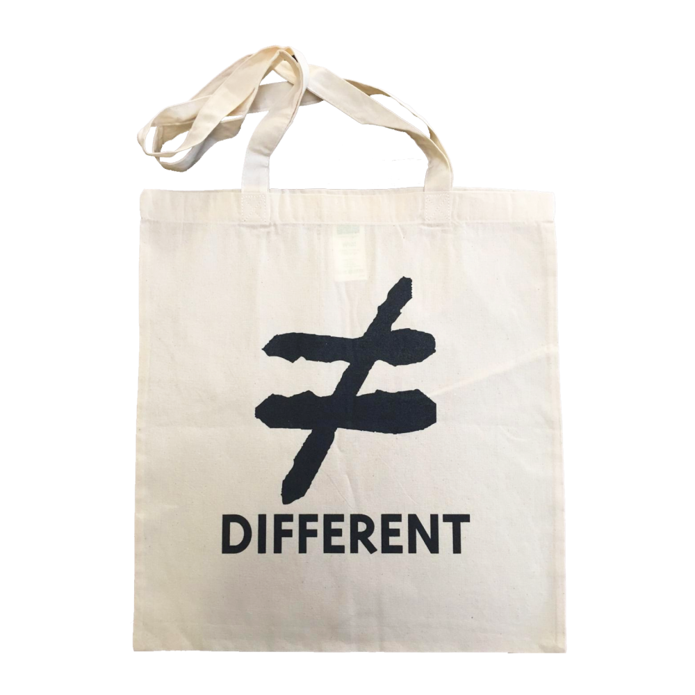Buy Online Different Recordings - Different - Tote Bag