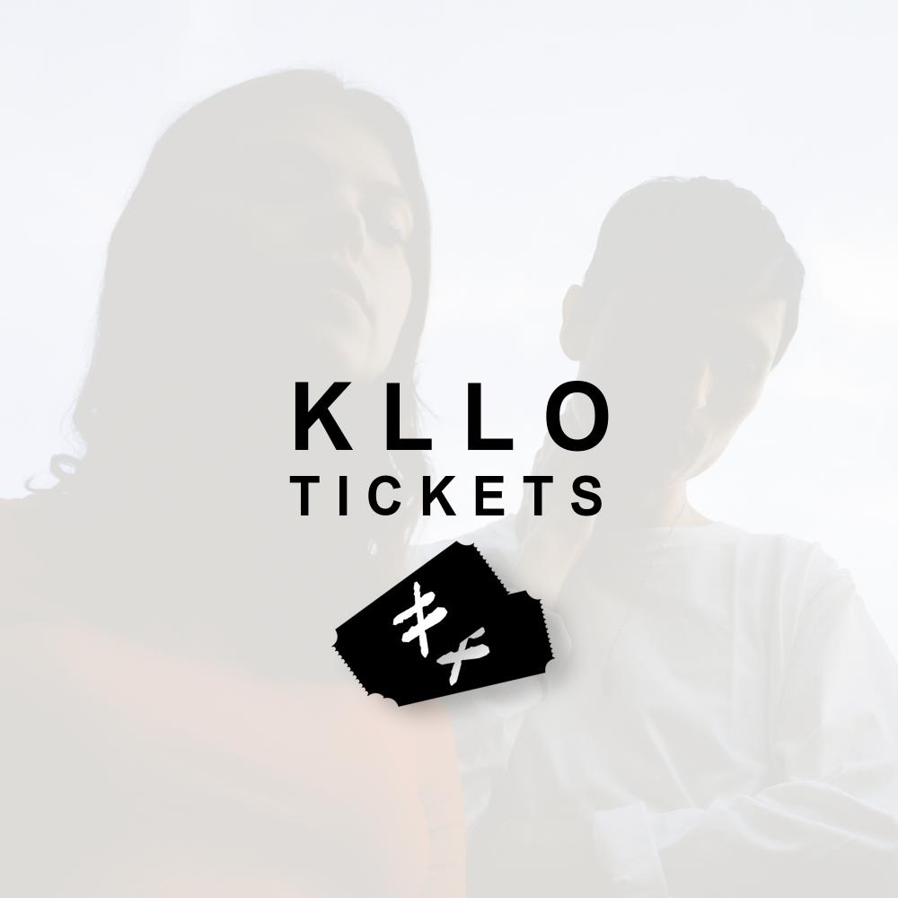 Buy Online Different Recordings - Kllo - UK Tour
