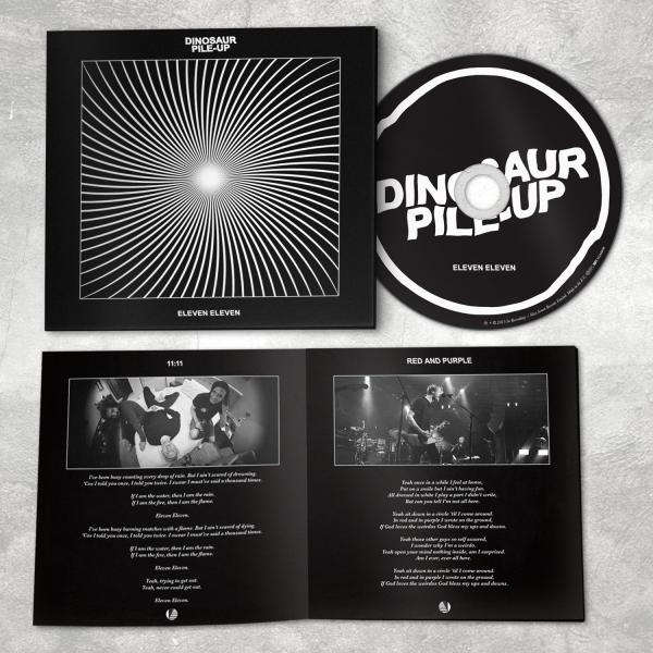 Buy Online Dinosaur Pile-Up - Eleven Eleven CD Album