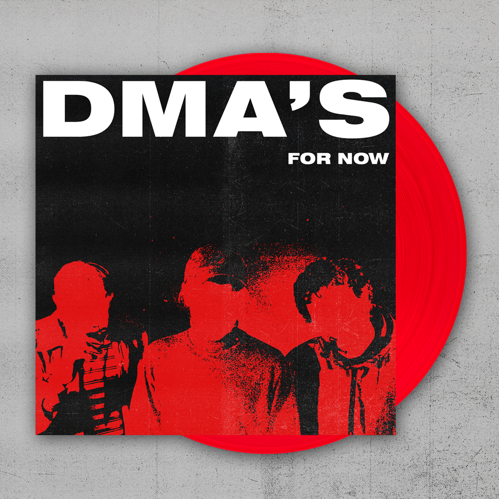 Buy Online DMA'S - For Now Red