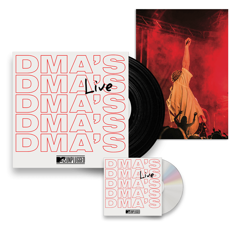 Buy Online DMA's - MTV Unplugged Live Bundle