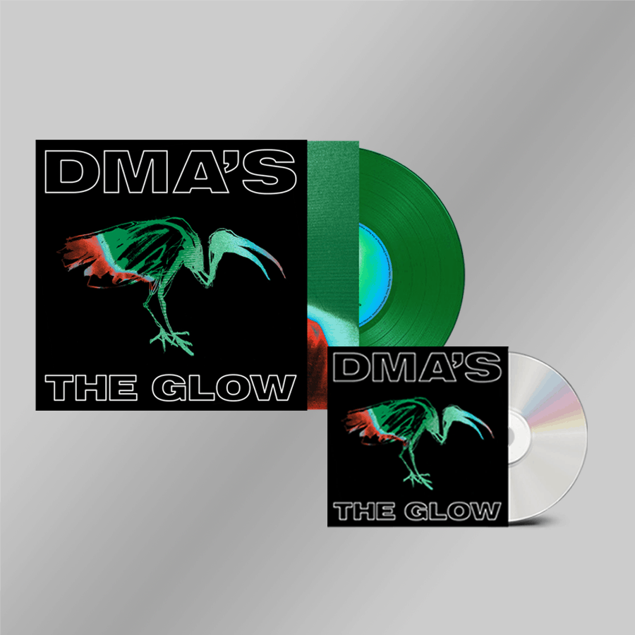 Buy Online DMA's - New CD Album + Ltd Colour Vinyl