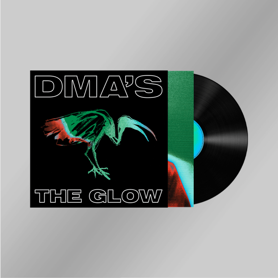 Buy Online DMA'S - The Glow Black  (Inc. 12 x 12 Signed Print)