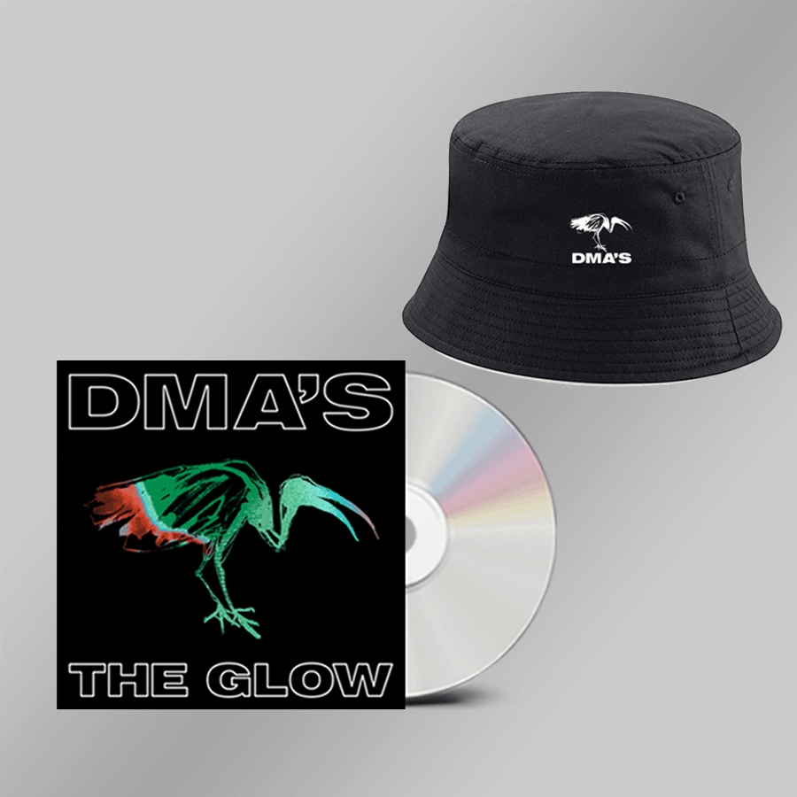 Buy Online DMA'S - THE GLOW CD + Bucket Hat