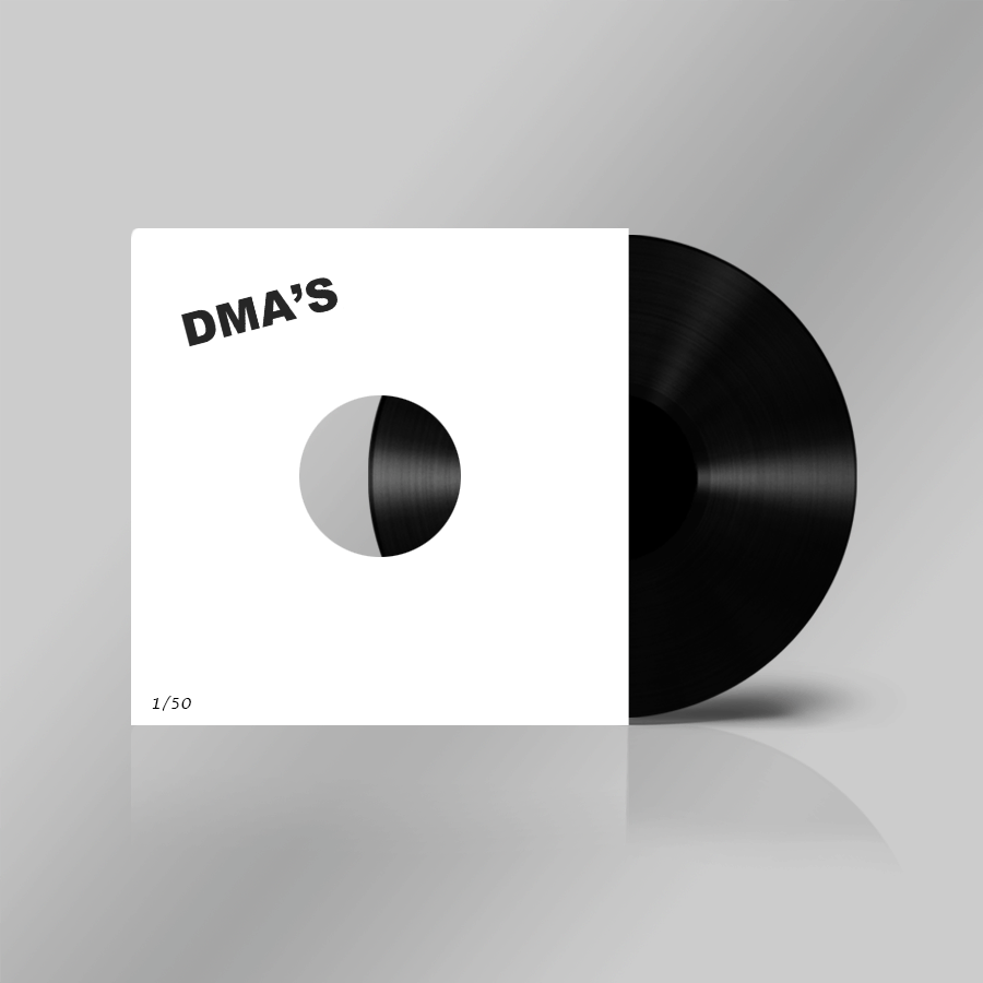 Buy Online DMA'S - The Glow Test Pressing