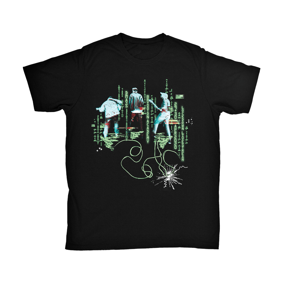 Buy Online DMA'S - Brixton Academy Lockdown T-Shirt
